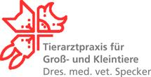 Tierarztpraxis für Groß- und Kleintiere Dr. med. vet. Specker Logo